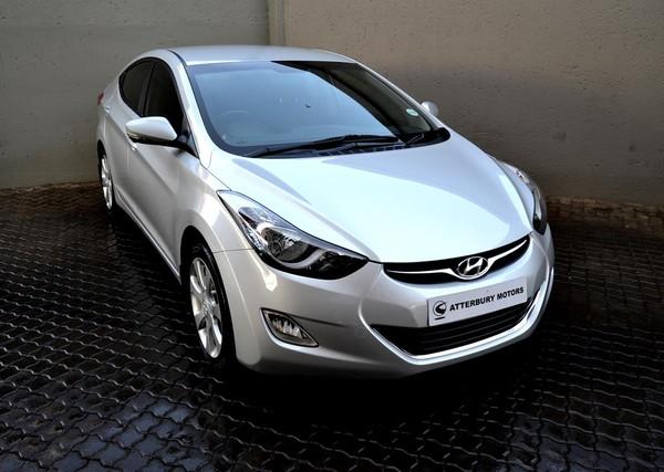 2012 Hyundai Elantra 1.8 Gls  Gauteng Pretoria_0
