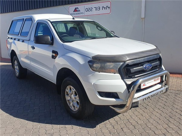 2017 Ford Ranger 2.2TDCi XL Single Cab Bakkie Western Cape Vredenburg_0