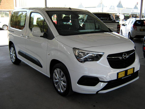 2020 Opel Combo Life Enjoy 1.6TD FC PV Limpopo Polokwane_0