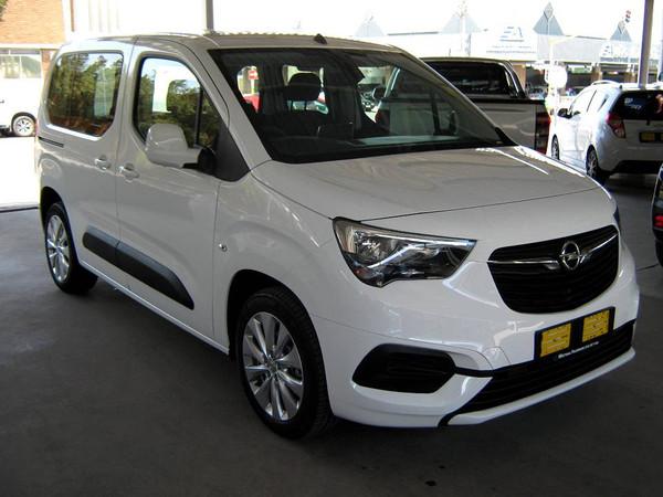 2019 Opel Combo Life Enjoy 1.6TD FC PV Limpopo Polokwane_0
