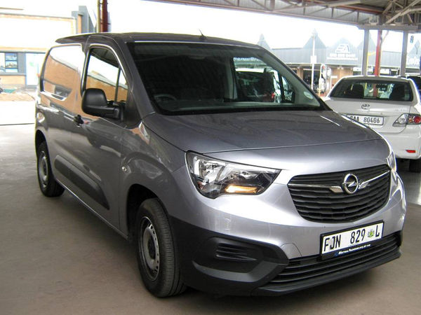 2020 Opel Combo Cargo 1.6TD FC PV Limpopo Polokwane_0