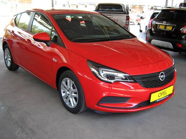 2020 Opel Astra 1.0T Essentia 5-Door Limpopo Polokwane_0