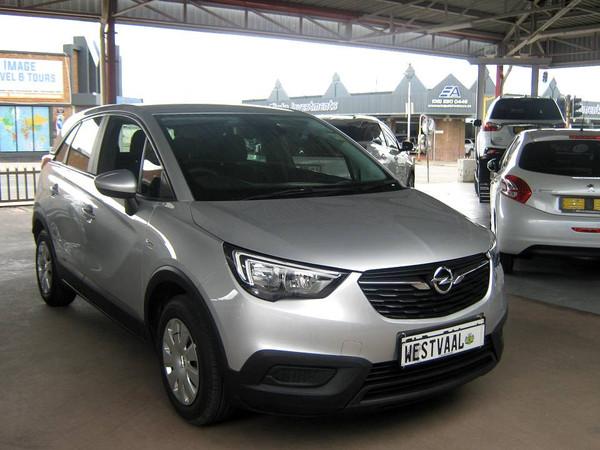 2020 Opel Crossland X 1.2 Essentia Limpopo Polokwane_0