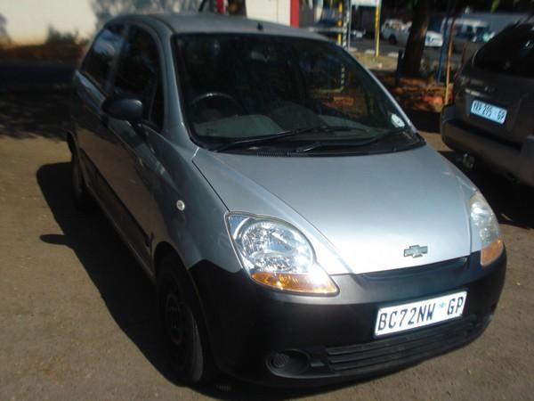 2009 Chevrolet Spark 1.2 L Gauteng Randburg_0