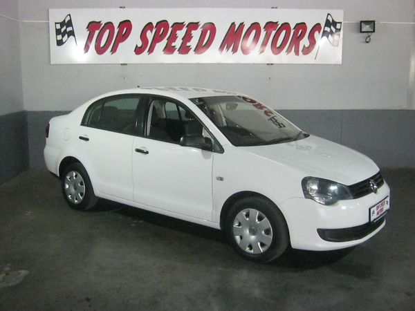 2012 Volkswagen Polo Vivo 1.4 Trendline Gauteng Vereeniging_0