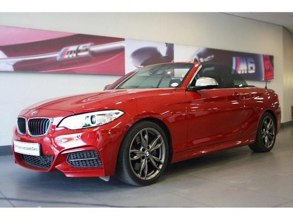 2016 BMW 2 Series M235 Convertible Auto F23 Gauteng Four Ways_0