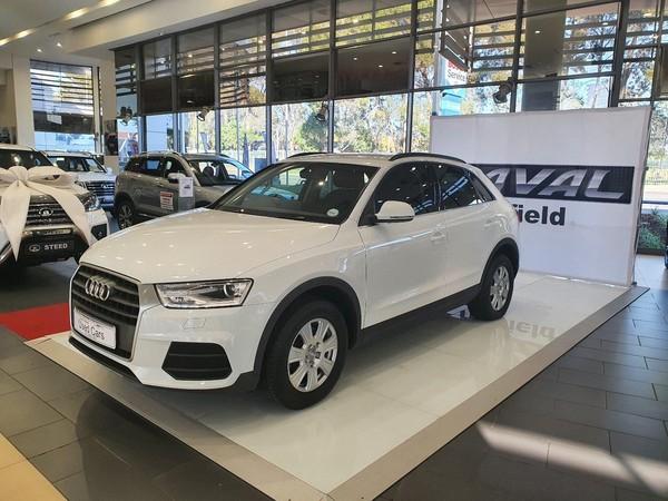 2017 Audi Q3 1.4T FSI Stronic 110KW Gauteng Pretoria_0