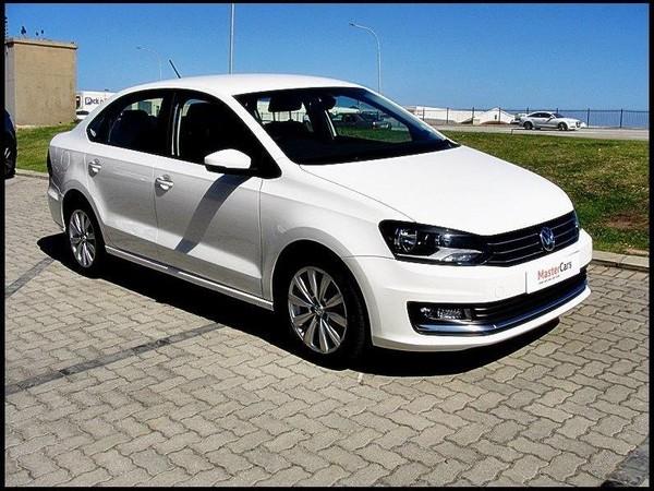 2018 Volkswagen Polo GP 1.5 TDi Comfortline Western Cape George_0
