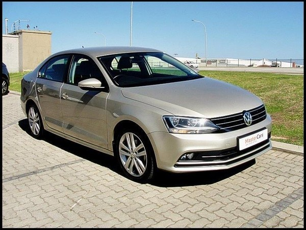 2016 Volkswagen Jetta 1.4 TSI Comfortline DSG Western Cape George_0