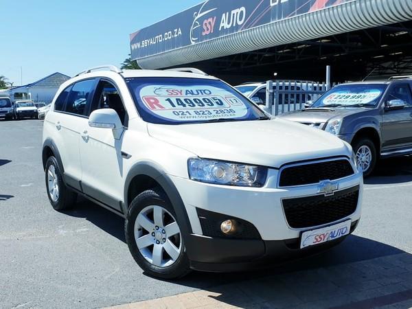 2012 Chevrolet Captiva 2.4 Lt  Western Cape Parow_0