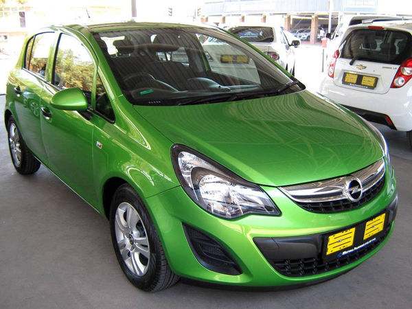 2014 Opel Corsa 1.4 Essentia 5dr  Limpopo Polokwane_0