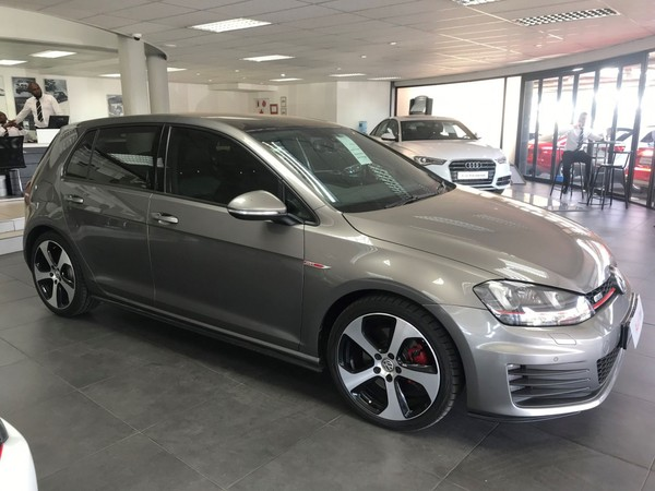 2016 Volkswagen Golf VII GTi 2.0 TSI DSG Gauteng Pretoria_0