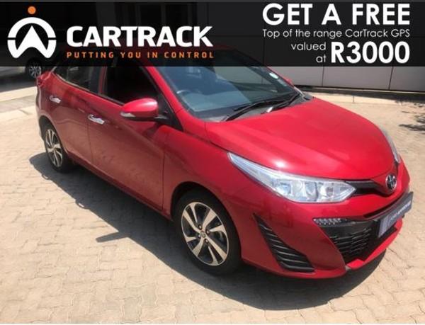 2018 Toyota Yaris 1.5 Xs 5-Door Gauteng Krugersdorp_0