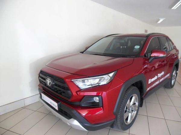 2019 Toyota Rav 4 2.0 GX-R CVT AWD Mpumalanga Ermelo_0