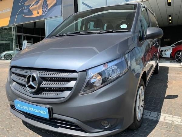 2018 Mercedes-Benz Vito 116 2.2 CDI Tourer Pro Auto Gauteng Roodepoort_0