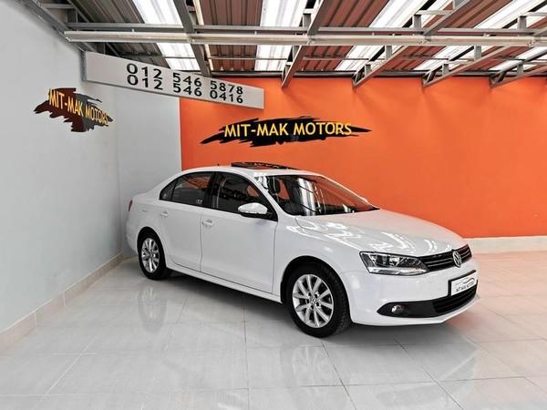 2014 Volkswagen Jetta Vi 1.6 Tdi Comfortline  Gauteng Pretoria_0
