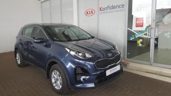 2019 Kia Sportage 1.6 GDI Ignite Auto Gauteng Kempton Park_0