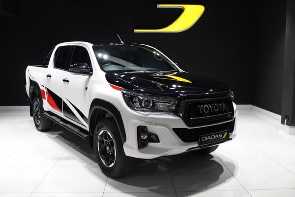 2019 Toyota Hilux 2.8 GD-6 GR-S 4X4 Auto Double Cab Bakkie Gauteng Johannesburg_0