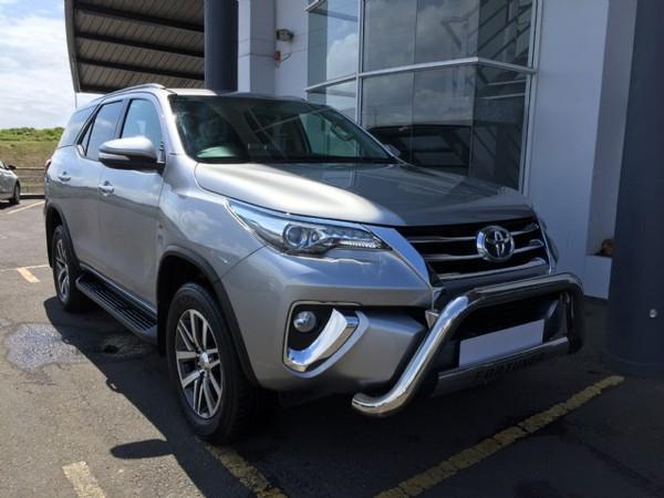 2017 Toyota Fortuner 2.8GD-6 4X4 Auto Kwazulu Natal Mount Edgecombe_0