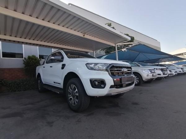 2019 Ford Ranger 2.0TDCi Wildtrak Auto Double Cab Bakkie Kwazulu Natal Durban_0