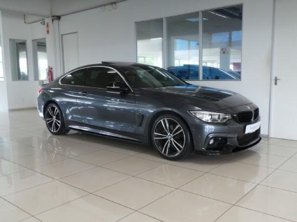 2017 BMW 4 Series 420D Coupe M Sport Auto Kwazulu Natal Durban_0