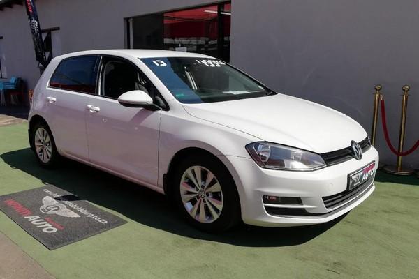 2013 Volkswagen Golf VII 1.4 TSI Comfortline DSG Gauteng Boksburg_0