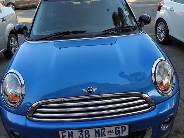 2012 MINI Cooper  Gauteng Pretoria_0