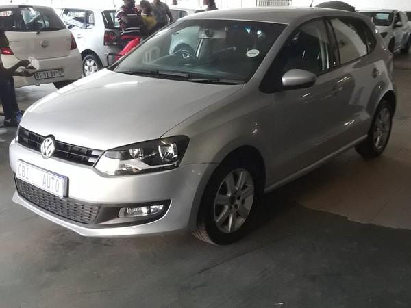 2014 Volkswagen Polo 1.4 Comfortline  Gauteng Johannesburg_0