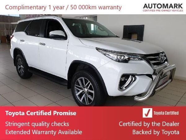 2019 Toyota Fortuner 2.8GD-6 RB Auto Gauteng Lenasia_0