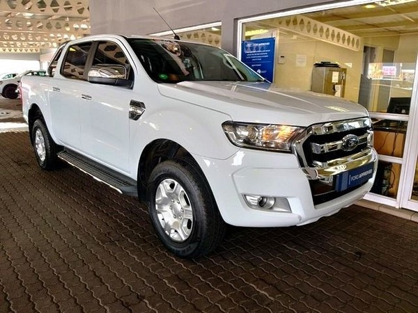 2017 Ford Ranger 3.2TDCi XLT Auto Double Cab Bakkie Mpumalanga Witbank_0
