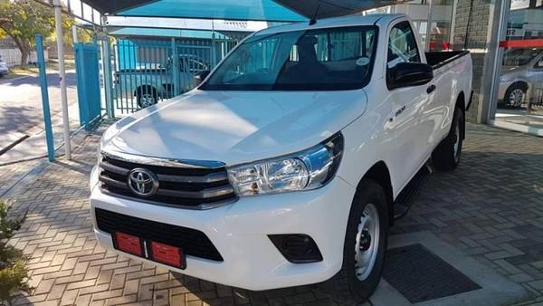 2016 Toyota Hilux 2.4 GD-6 SRX 4X4 Single Cab Bakkie Western Cape Worcester_0