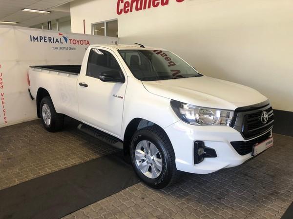 2019 Toyota Hilux 2.4 GD-6 RB SRX Single Cab Bakkie Mpumalanga Nelspruit_0