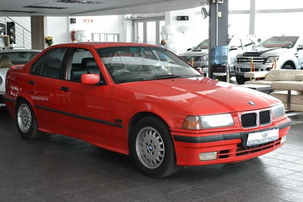 1996 BMW 3 Series 328i At e36  Gauteng Johannesburg_0
