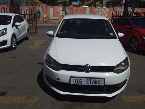 2010 Volkswagen Polo 1.6 TDI COMFORTLINE Gauteng Johannesburg_0
