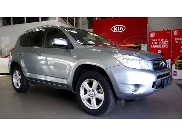 2007 Toyota Rav 4 Rav4 2.2d-4d Vx  Free State Bethlehem_0