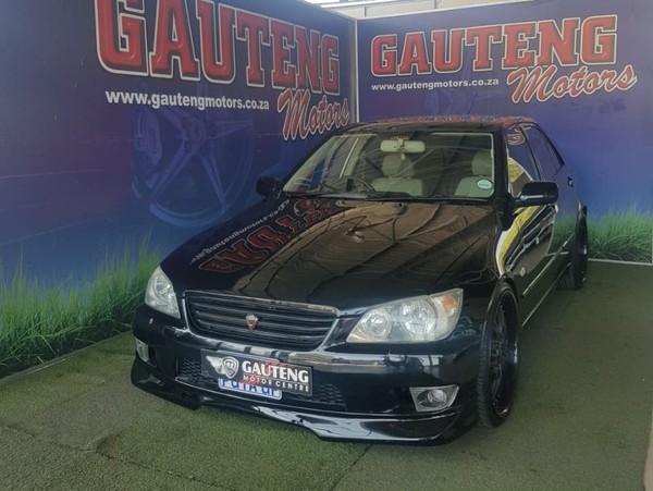 2004 Lexus IS 300  Gauteng Pretoria_0
