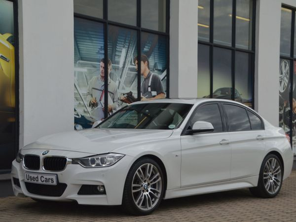 2014 BMW 3 Series 330D M Sport Auto Kwazulu Natal Richards Bay_0
