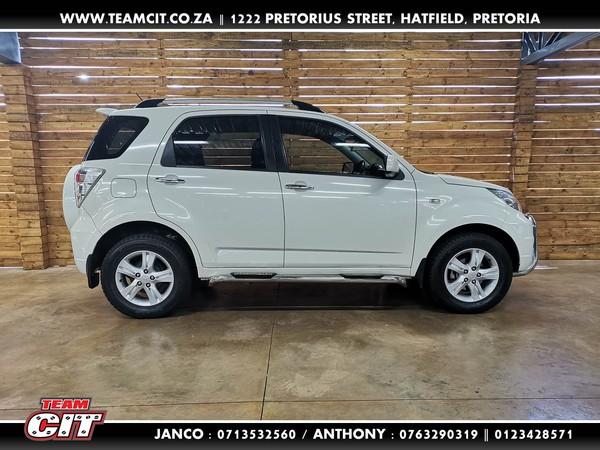 2013 Daihatsu Terios  Gauteng Pretoria_0