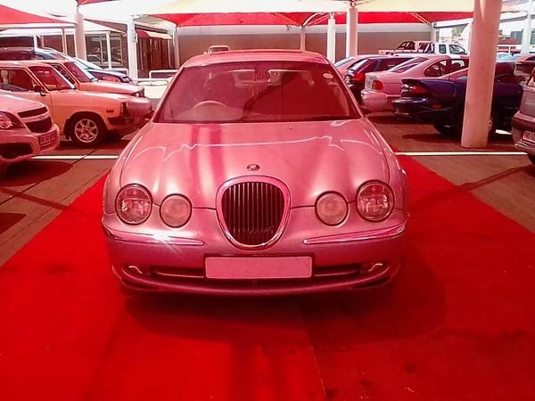 2001 Jaguar S-Type 3.0 V6 Se At  Gauteng Vereeniging_0