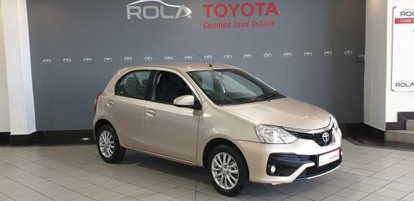2017 Toyota Etios 1.5 Xs 5dr  Western Cape Somerset West_0