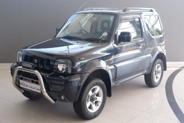 2011 Suzuki Jimny 1.3  Western Cape Somerset West_0