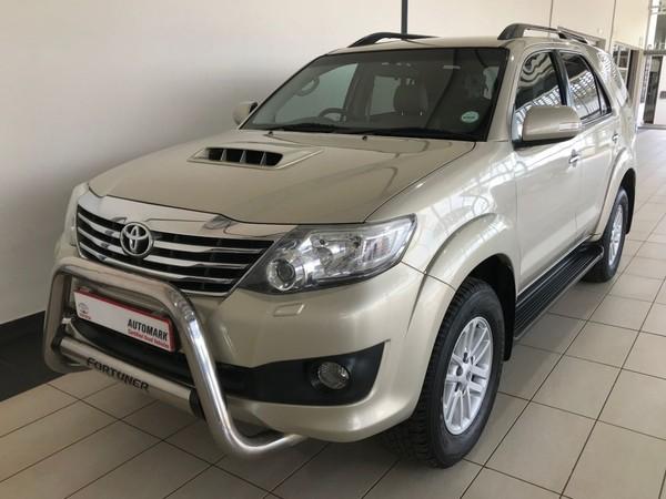 2013 Toyota Fortuner 3.0d-4d 4x4  Limpopo Northam_0