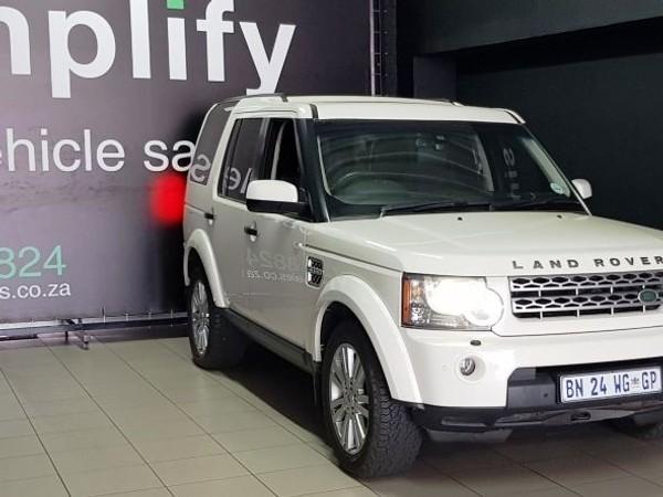 2010 Land Rover Discovery 4 5.0 V8 Hse  Gauteng Pretoria_0