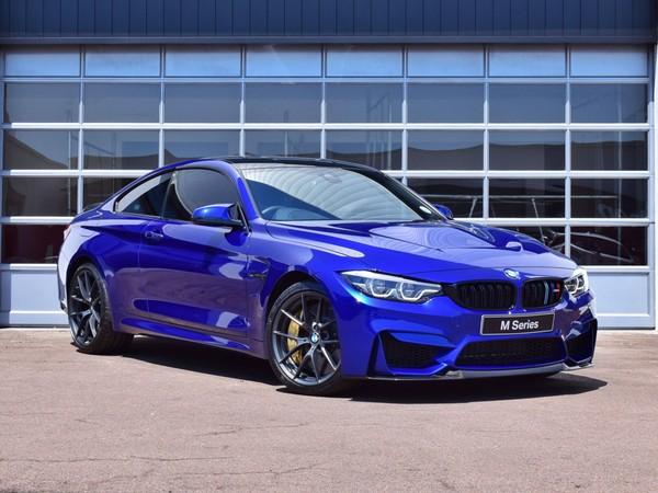 2019 BMW M4 CS Coupe M-DCT Gauteng Pretoria_0