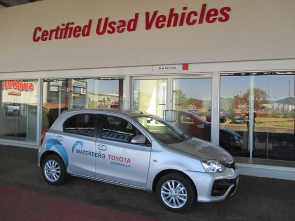 2019 Toyota Etios 1.5 Xs 5dr  Limpopo Limpopo_0