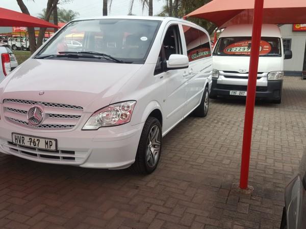 2013 Mercedes-Benz Vito 113 Cdi Crewbus  Mpumalanga Nelspruit_0