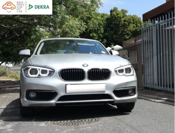 2016 BMW 1 Series 120i Sport Line 5DR Auto f20 Western Cape Goodwood_0
