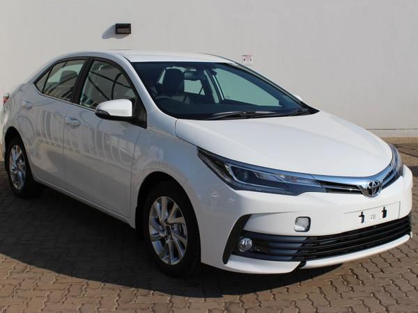 2018 Toyota Corolla 1.8 Exclusive CVT Gauteng Bronkhorstspruit_0