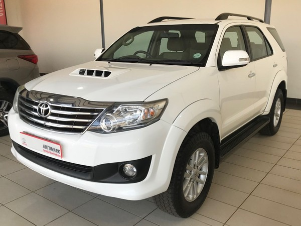 2013 Toyota Fortuner 2.5d-4d Rb At  Limpopo Northam_0