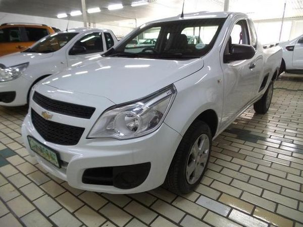 2012 Chevrolet Corsa Utility 1.8 Ac Pu Sc  Free State Bloemfontein_0